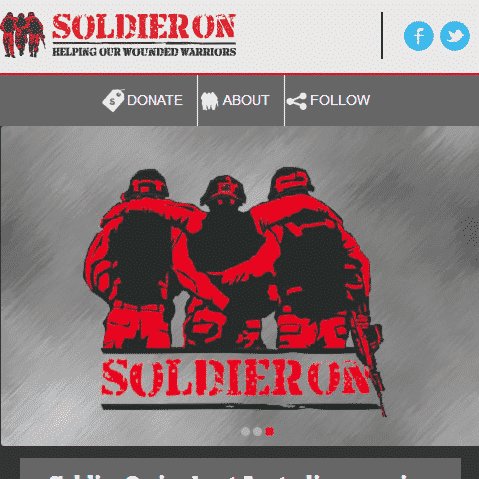 Soldier On (Mobile)