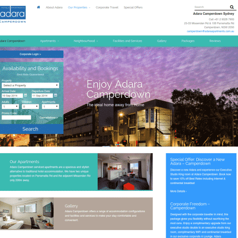 Adara Hotels and Apartments