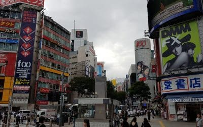 Japan with Kids: Tokyo Day One (Part One)