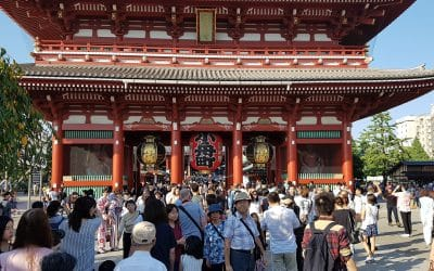 Japan with Kids: Tokyo Day #3