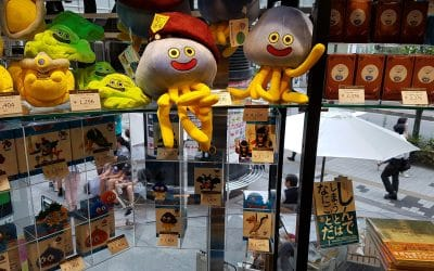 Japan with Kids: Tokyo Day #6