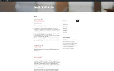 WordPress Themes: Styling, Sass, and CSS